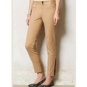 Cartonnier Anthropologie Charlie Ankle Zip Pants
